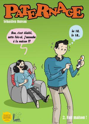 Paternage Tome 2 – Fait maison !