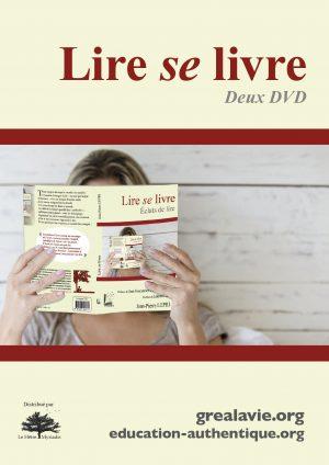 Pack Lire se livre (DVD et livre)