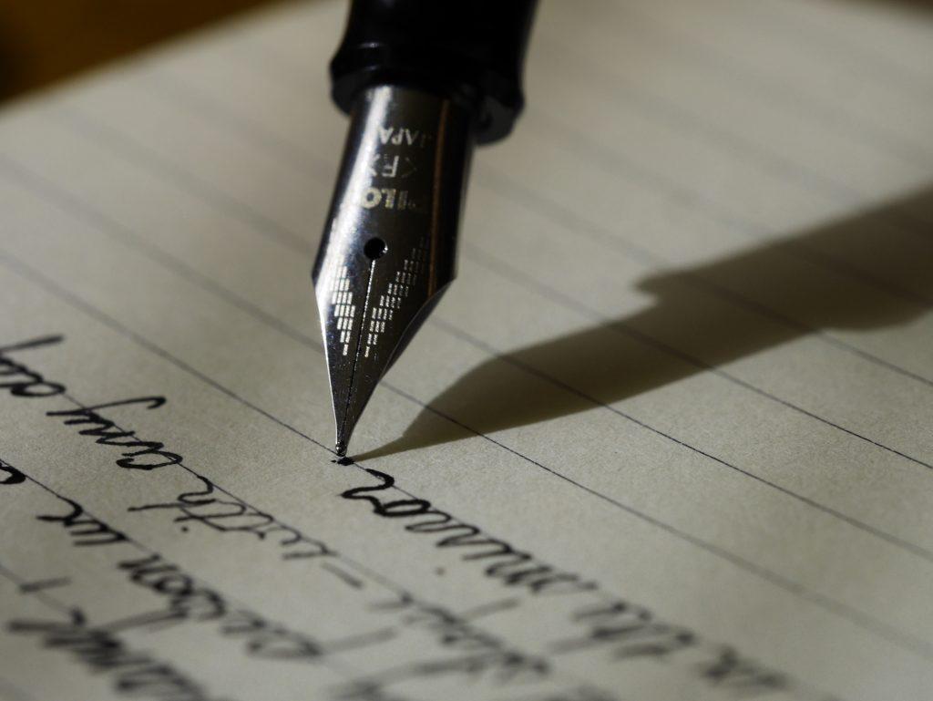 Manuscrit Le Hêtre Myriadis