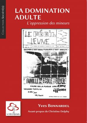 La domination adulte – L'oppression des mineurs